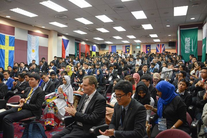 Asia Pacific University Model United Nation Conference - March 2015!