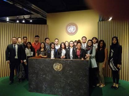Diplomats in the Making - International Relations Students