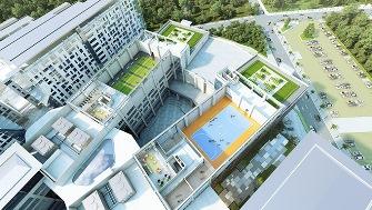 APU     s New Campus   NOW OPEN    Asia Pacific University  APU