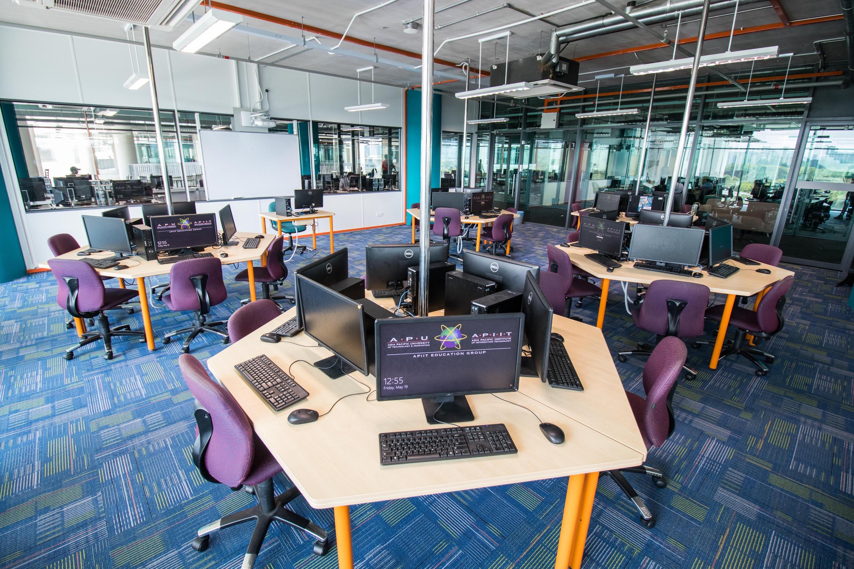 Campus Facilities Asia Pacific University Apu