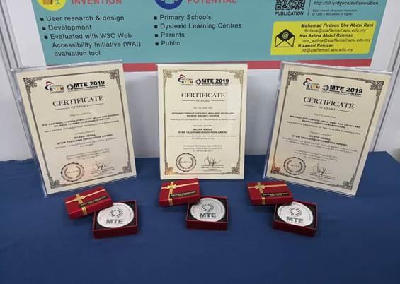awards | Page 2 | Asia Pacific University (APU)