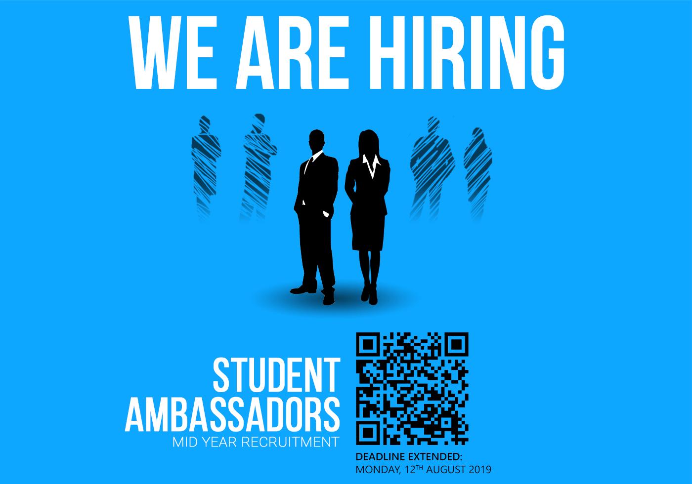 Student Ambassador Application Form | Asia Pacific