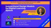 Embedded thumbnail for Instructional Design Models for Digital Learning Spaces