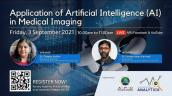 Embedded thumbnail for Application of Artificial Intelligence in Medical Imaging