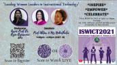 Embedded thumbnail for ISWICT 2021: Leading Women Leaders in Instructional Technology
