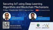 Embedded thumbnail for Securing IoT Using Deep Learning Algorithms and Blockchain Mechanisms