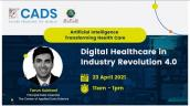 Embedded thumbnail for Artificial Intelligence Transforming In Healthcare