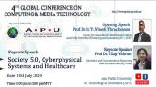 Embedded thumbnail for Society 5.0, Cyberphysical Systems and Healthcare
