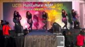 Embedded thumbnail for UCTI MULTI CULTURAL NIGHT 2011