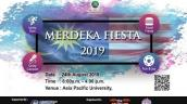 Embedded thumbnail for APU Merdeka Fiesta 2019 | Asia Pacific University (APU) Malaysia