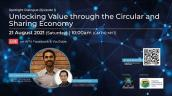 Embedded thumbnail for Spotlight Dialogue (Episode 1): Unlocking Value through the Circular and Sharing Economy