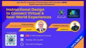 Embedded thumbnail for Instructional Design to Connect Virtual and Real-World Experiences