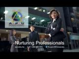 Embedded thumbnail for Asia Pacific University (APU) - Nurturing Professionals (English)