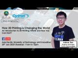 Embedded thumbnail for How 3D Printing is Changing the World