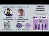 Embedded thumbnail for ISWICT 2021: Aspire to Inspire. Together We Can!