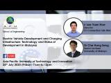 Embedded thumbnail for EV Development and Charging Infrastructure: Technology and Status of Development in Malaysia