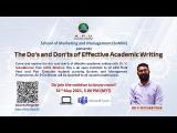 Embedded thumbnail for The Do's and Don'ts of Effective Academic Writing
