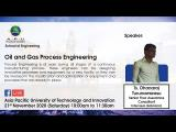 Embedded thumbnail for Oil and Gas Process Engineering