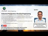 Embedded thumbnail for Industrial Perspective: Electrical Engineer