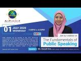 Embedded thumbnail for The Fundamentals of Public Speaking