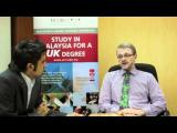 Embedded thumbnail for Interview with the Vice Chancellor of Staffordshire University UK