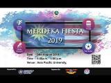 Embedded thumbnail for APU Merdeka Fiesta 2019 | Asia Pacific University (APU) Malaysia