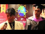 Embedded thumbnail for Asia Pacific University Graduation Ceremony Dec 2012