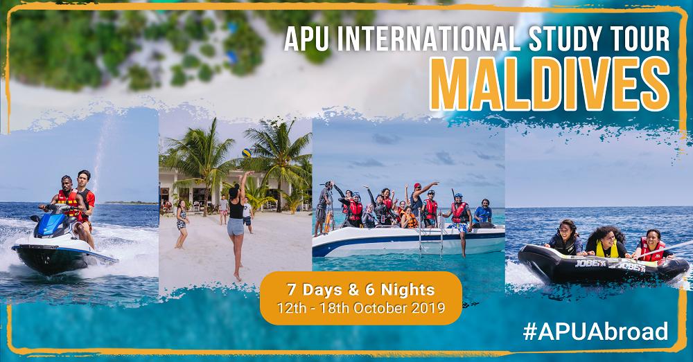 APUAbroad - Maldives | Asia Pacific University (APU)